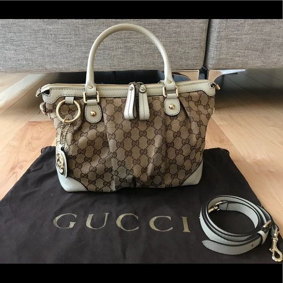9ece9d890934 Gucci Bags | Sukey Medium Top Handle Bag | Poshmark